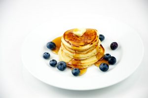 Photo From: Buckwheat Pancakes with Blueberries & Maple Syrup
