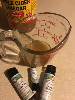 Photo From: Apple Cider Vinegar Hair Rinse