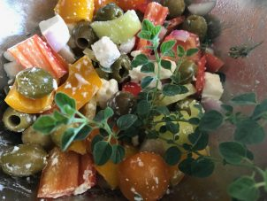 Photo From: Greek Pepper Salad