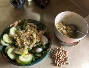 Summer Mid-Day Main Meal Recipes
