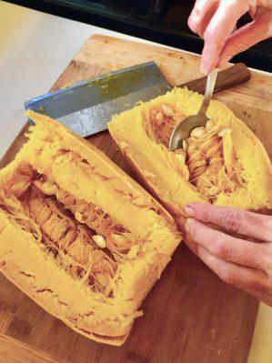 Photo From: Spaghetti Squash Pad Thai
