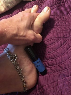 Photo From: Bunion Massage OIl