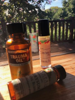 Photo From: Trauma +Healing Oil