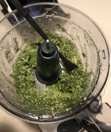 Photo From: Fennel Fronds Pesto
